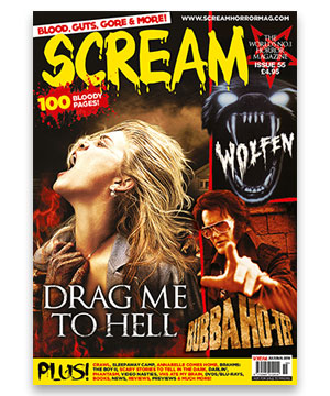 Scream Horror Magazine Issue 55