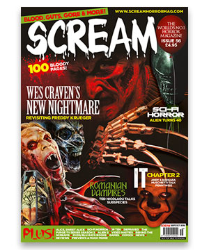 Scream Magazine Issue 56
