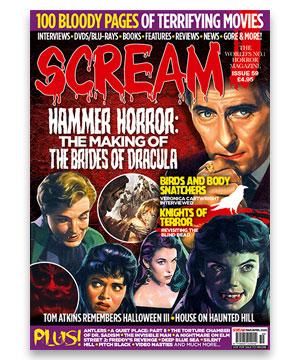 Scream Horror Magazine Issue 59
