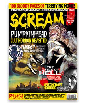 Scream Magazine Issue 60