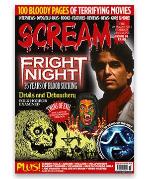 Scream Horror Magazine Issue 61