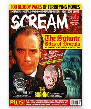 Scream Magazine Issue 62