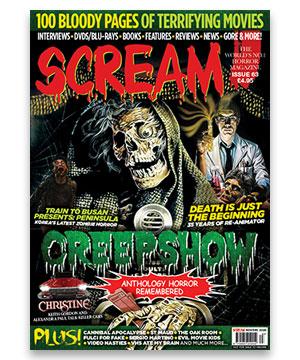 Scream Horror Magazine Issue 63
