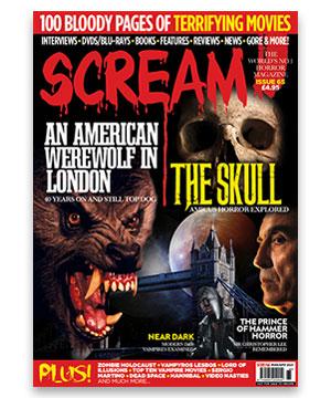 Scream Horror Magazine Issue 65