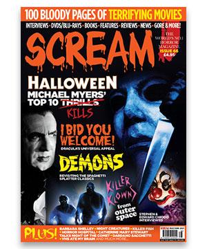 Scream Magazine Issue 66