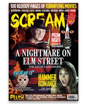 Scream Horror Magazine Issue 67