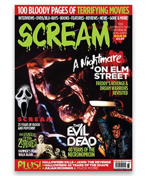 Scream Magazine Issue 68