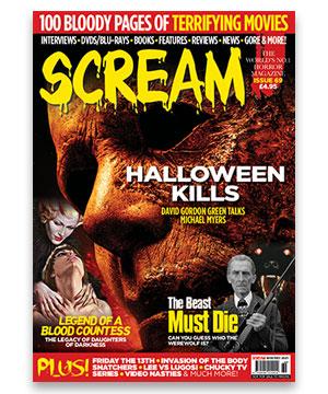 Scream Horror Magazine Issue 69