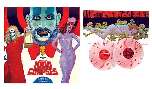House of 1000 Corpses 2 x VINYL LP Set