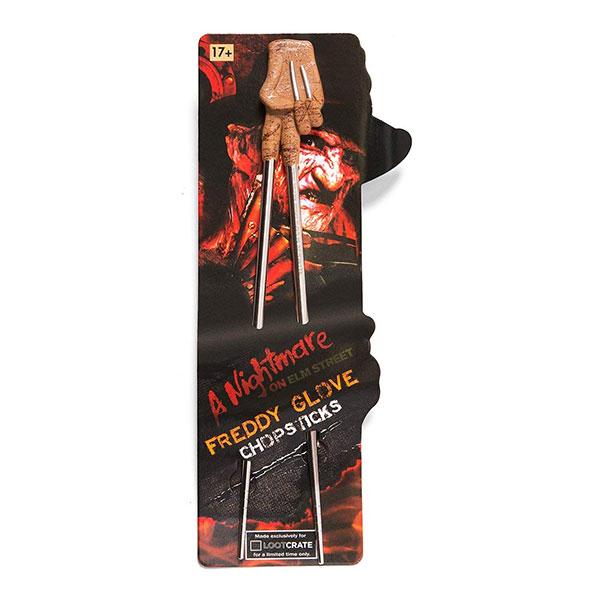 A Nightmare On Elm Street Officially Licensed FREDDY KRUEGER Chopsticks