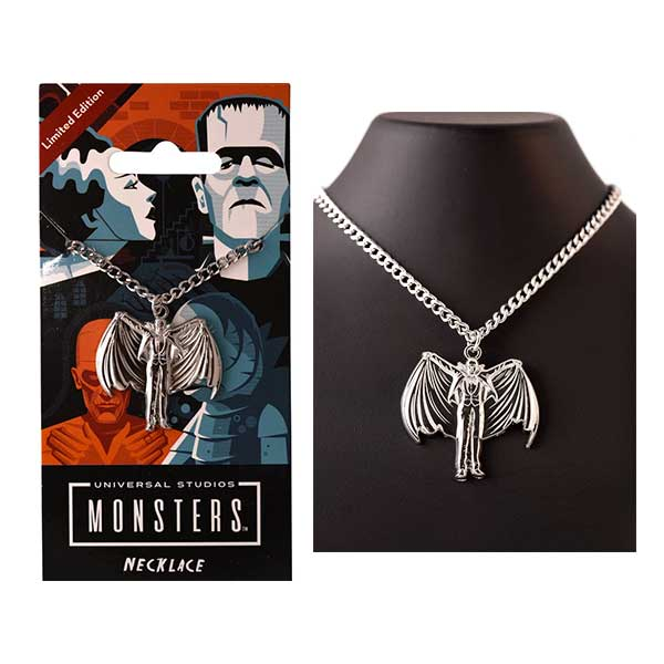 Universal Monsters Limited Edition Dracula Necklace