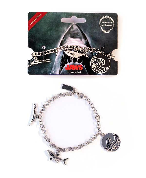 JAWS Charm Bracelet