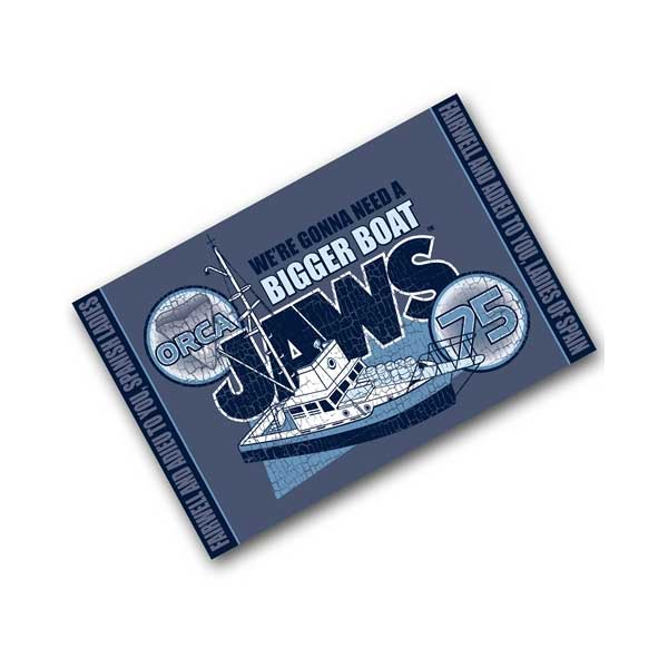 JAWS Orca Microfiber Towel