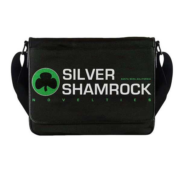 Silver Shamrock Novelties Messenger Bag
