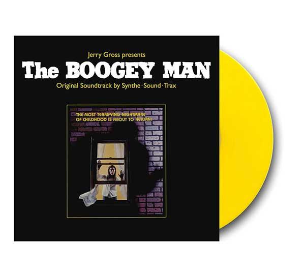 THE BOOGEYMAN 1980 Vinyl LP