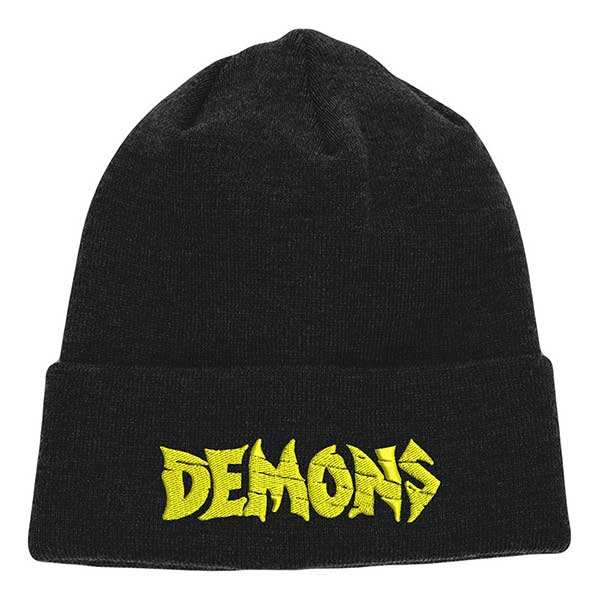 Demons Beanie (Embroidered Design)