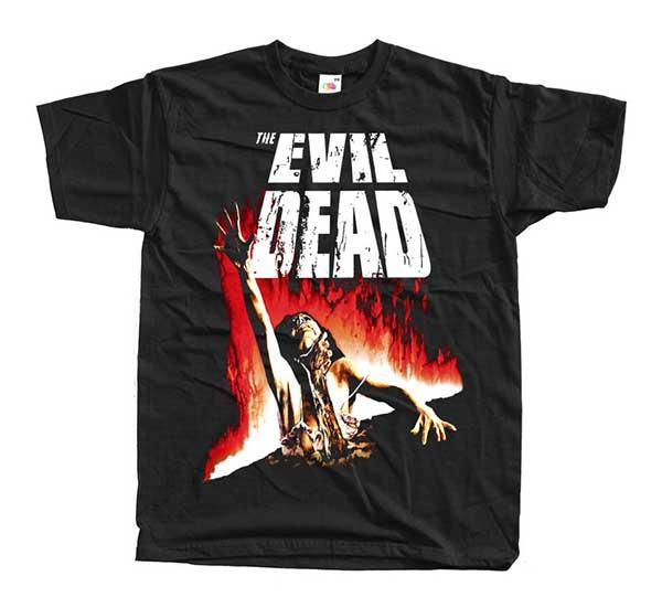 EVIL DEAD Reaching Up Black T-Shirt