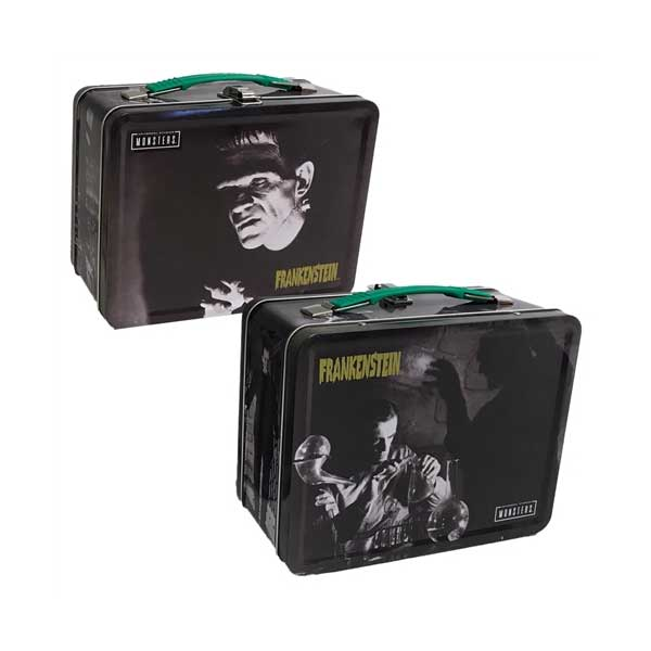 Universal Monsters Frankenstein Tin Lunch Box