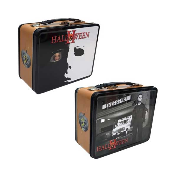 HALLOWEEN 2 Officially Licensed Tin Lunch Box