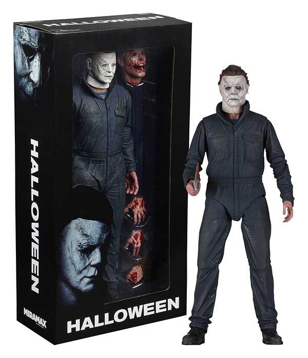Halloween 2018 Michael Myers Scale Action Figure