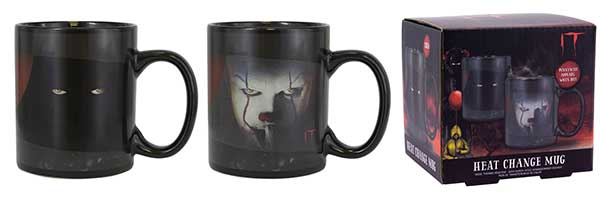 IT Pennywise Officially Licensed Heat Change Mug