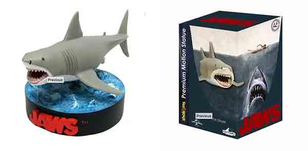 JAWS Premium Motion Statue