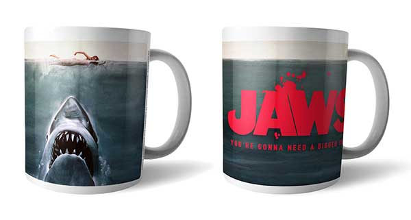 JAWS Officially Licensed Poster Mug