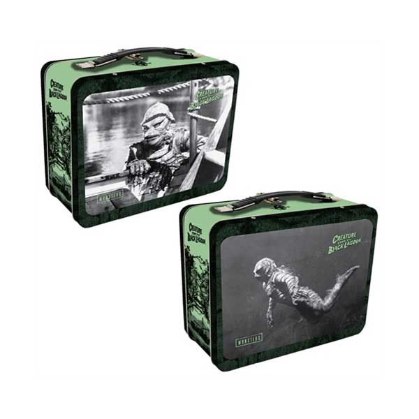 Universal Monsters Creature From the Black Lagoon Tin Lunch Box