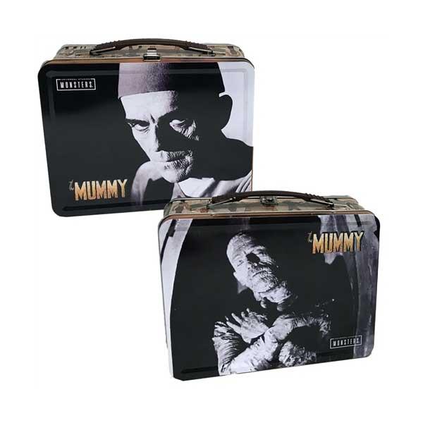 Universal Monsters MUMMY Tin Lunch Box