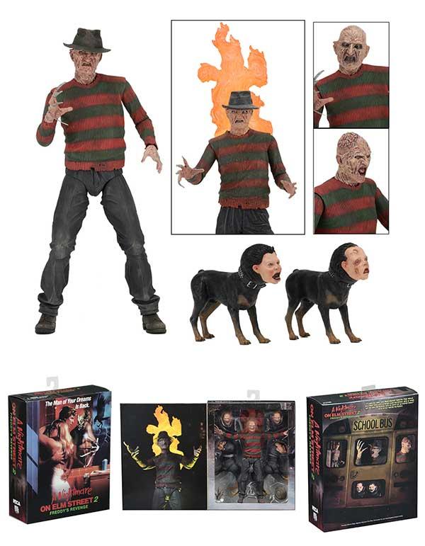 Nightmare On Elm Street Part 2 Freddy Figure