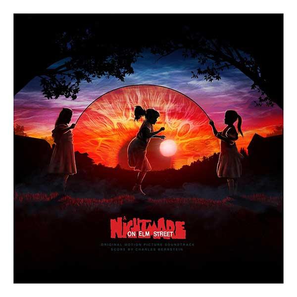 A Nightmare On Elm Street Original Movie Soundtrack VINYL LP