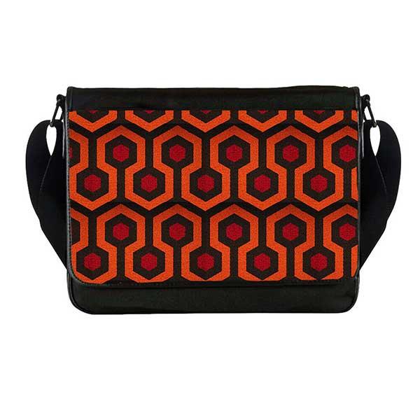 The Shining Carpet Messenger Bag