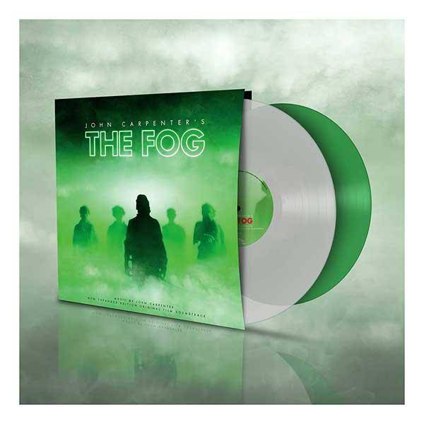 The Fog - Original Movie Soundtrack VINYL 2 X LP