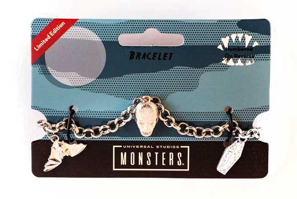 Universal Monsters Limited Edition Charm Bracelet