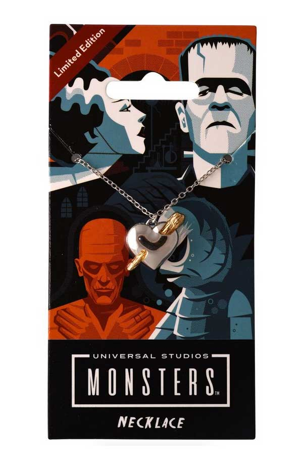 Universal Monsters Limited Edition Necklace