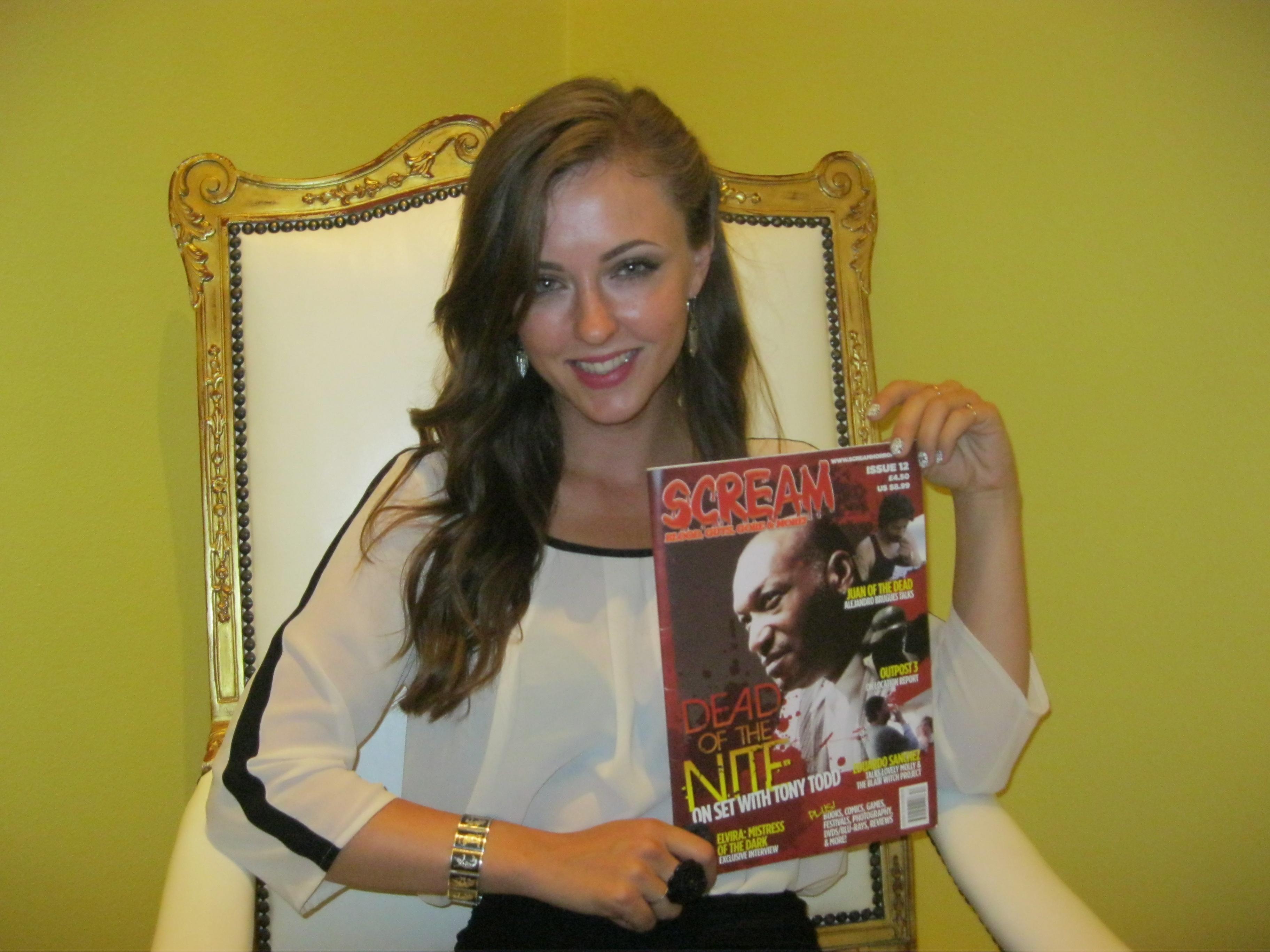 Katharine Isabelle Freddy Vs Jason