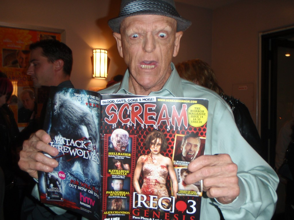the hills have eyes star michael berryman checks out
