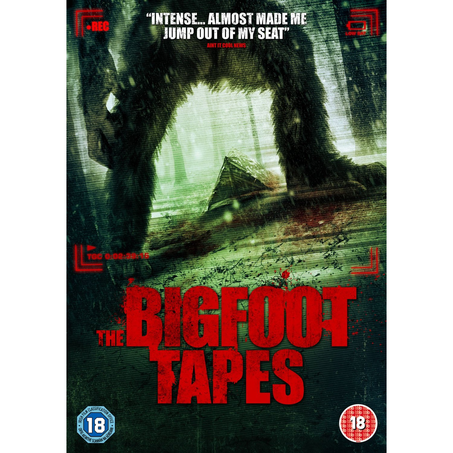 Win A Copy Of Bigfoot Tapes On DVD
