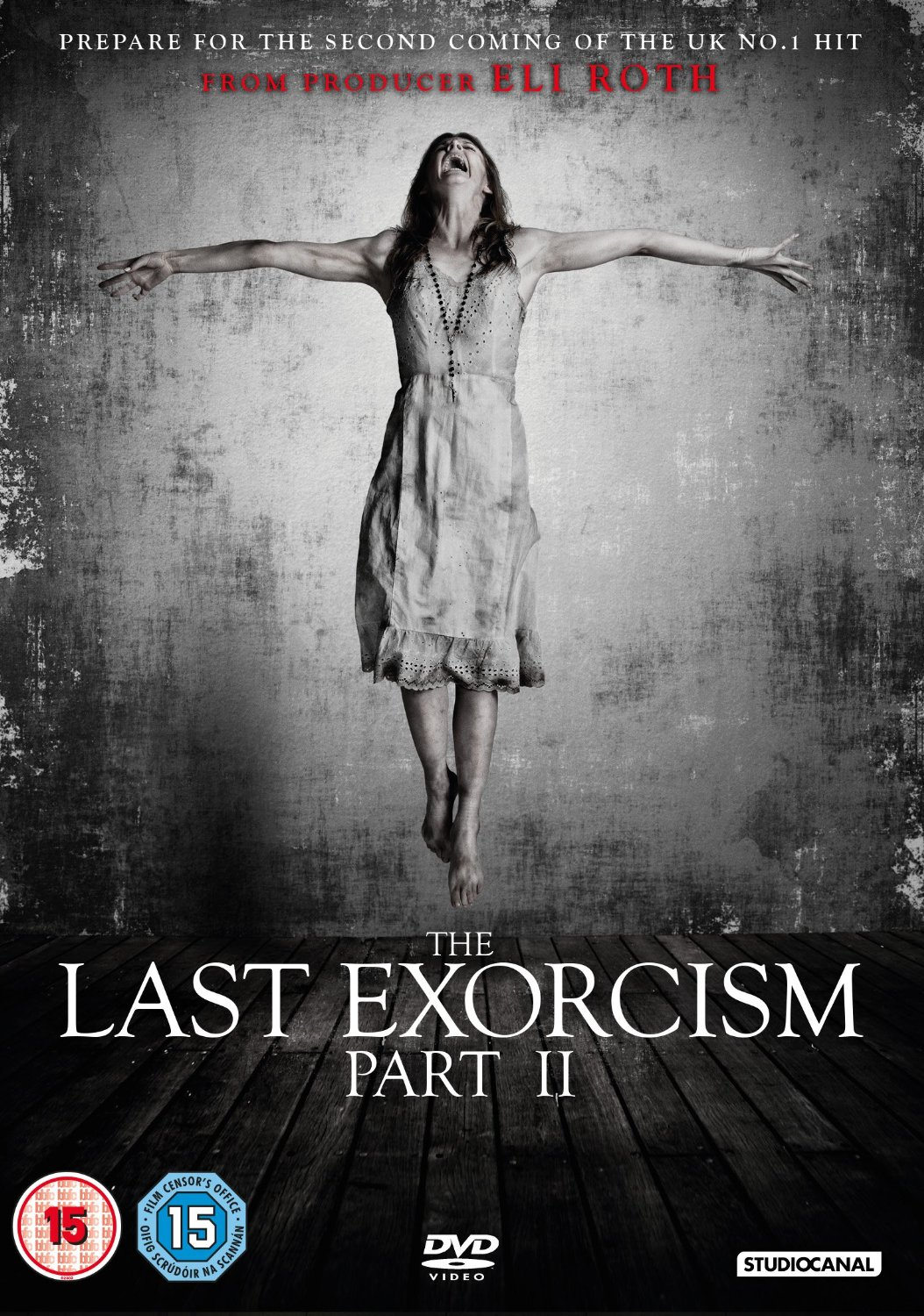 The Last Exorcism 2 Dvd Cover The last exorcism part 2 is