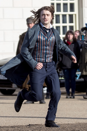 30+ Daniel Radcliffe Long Hair Frankenstein PNG