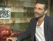 Frank Grillo Talks The Purge: Anarchy