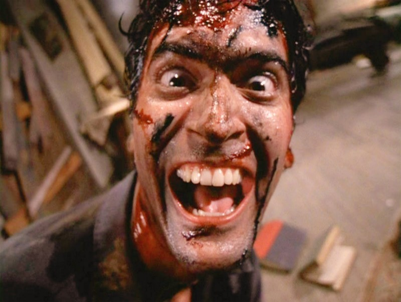 Bruce Campbell To Kick Deadite Butt In Sam Raimi Greenlit Evil ...