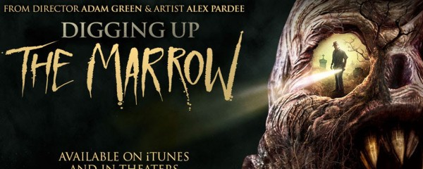 Digging Up The Marrow banner