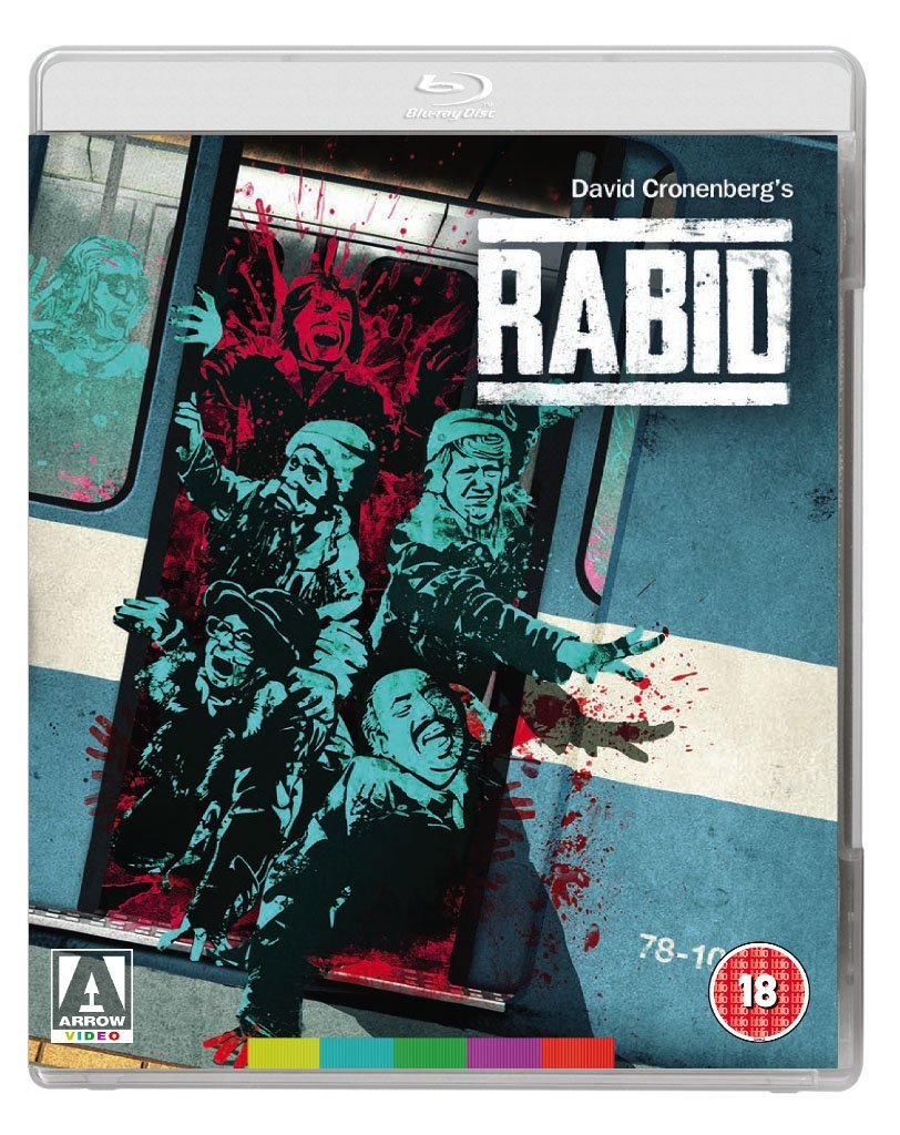 Rabid film review the horror entertainment magazine for 13th floor with diana live dvd