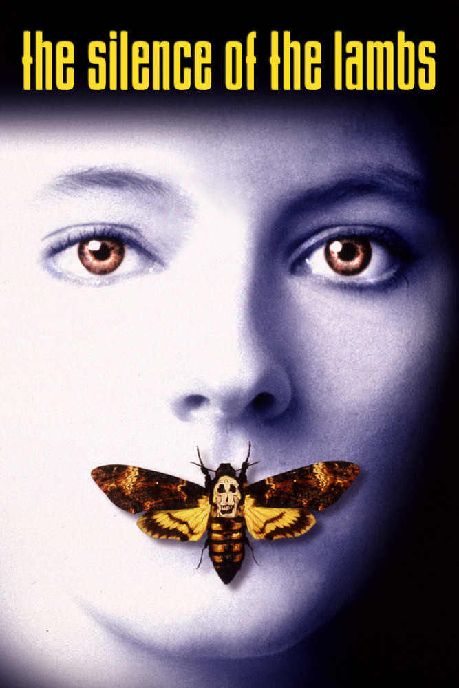 the silence of the lambs poster - THE HORROR ENTERTAINMENT ...