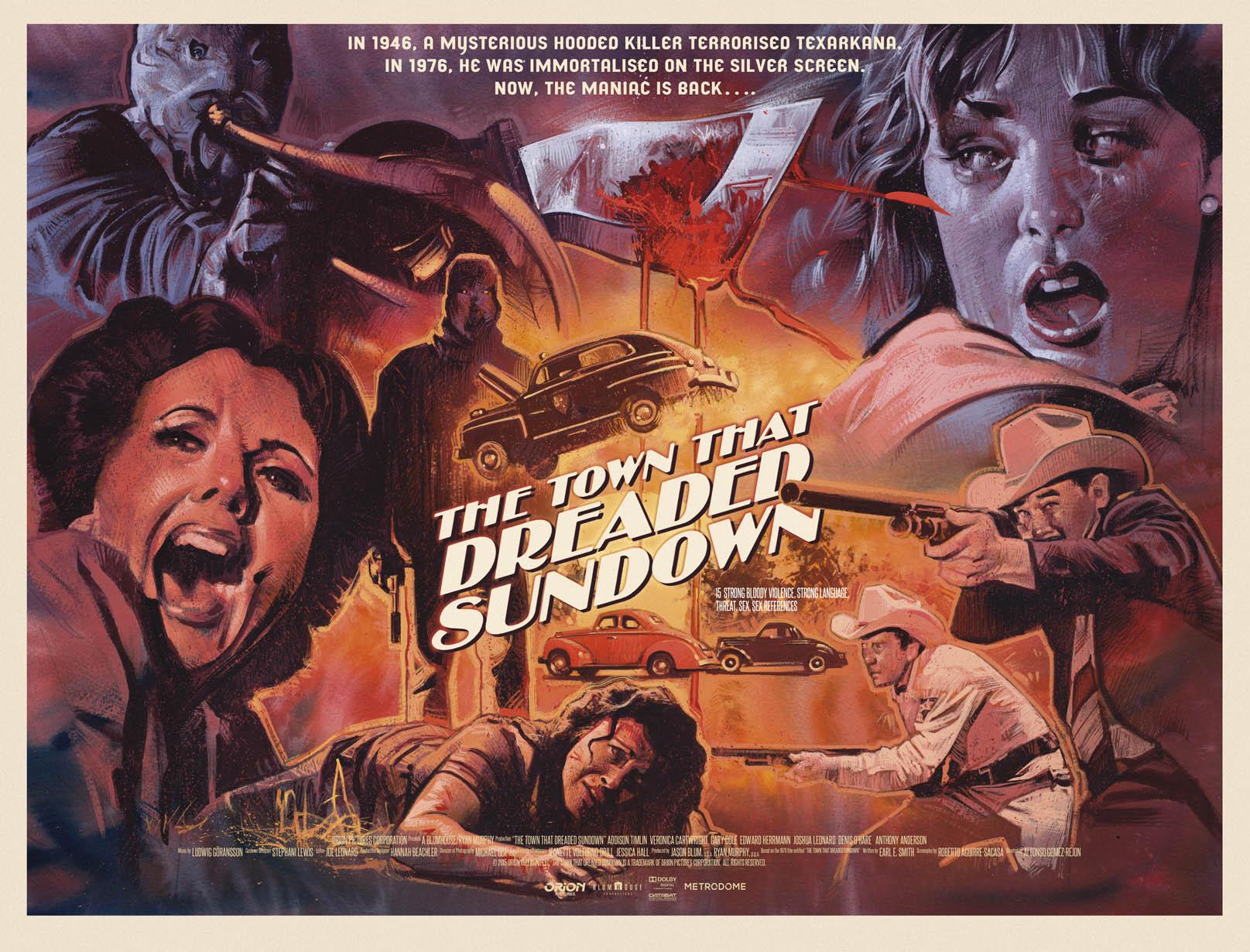 SCREAM Exclusive Clip: The Town That Dreaded Sundown - THE