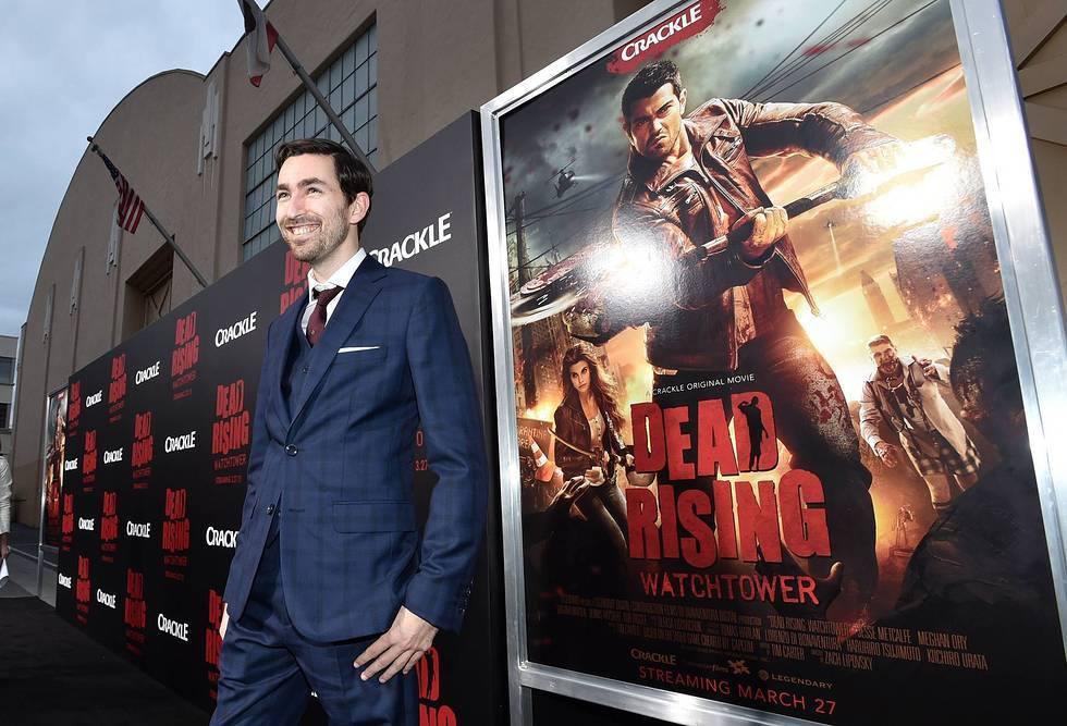 Zach Lipovsky Talks Dead Rising Watchtower The Horror Entertainment Magazine