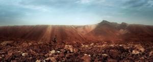 III desert scene