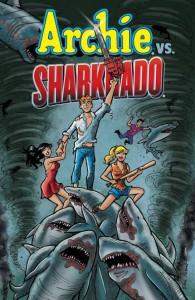 sharknado-Archie-comic
