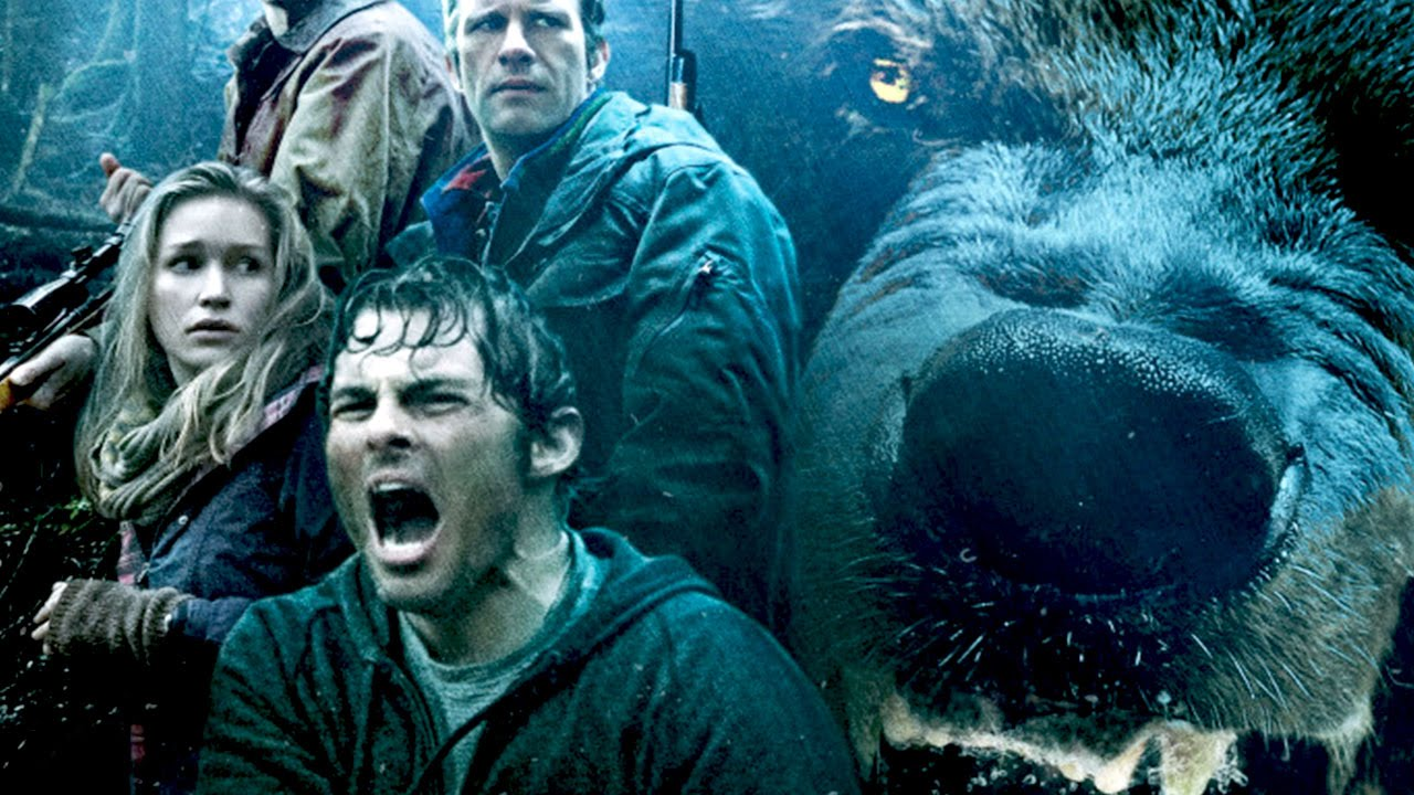 into the grizzly maze film review the horror